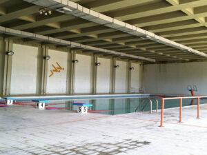 Κλειστό Κολυμβητήριο