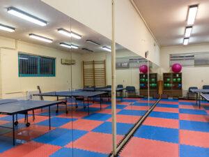 Αίθουσα γυμναστικής και χορού