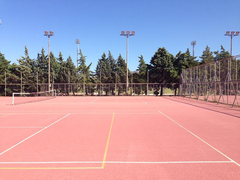 Γήπεδα Αντισφαίρισης